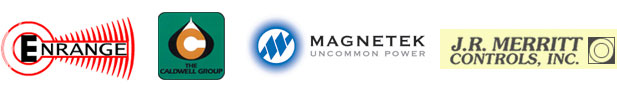 Enrage, The Caldwell Group, Magnetk -Uncommon Power, J.R. Merritt Controls Inc.